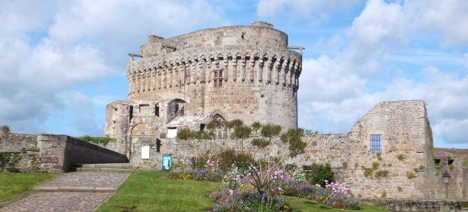 château de Dinan scénographie