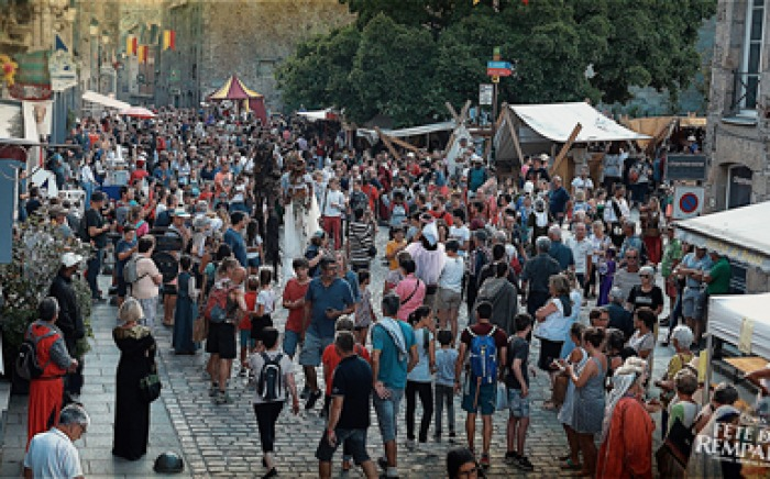 marché médiévaliste