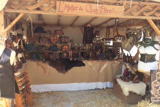 l'atelier du Chas Pitre