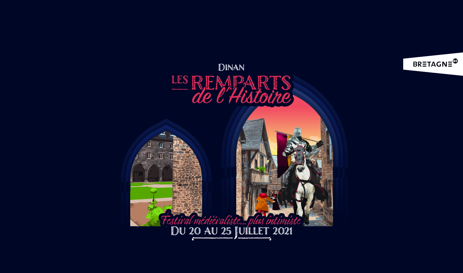 Fête-des-Remparts-Dinan-Bretagne-Festival-Médiéval-Européen